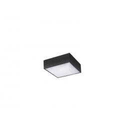 MONZA S 22 BK 3000K AZ2271 PLAFON CZARNY NATYNKOWY AZZARDO LED