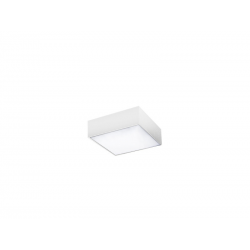 MONZA S 22 WH 4000K  AZ2268 PLAFON CZARNY NATYNKOWY AZZARDO LED