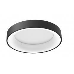 SOVANA TOP 55 CCT BLACK AZ2726 LAMPA SUFITOWA PLAFON LED AZZARDO