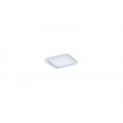 SLIM 9 SQUARE 3000K WHITE IP44 AZ2830 LAMPA SUFITOWA PLAFON LED AZZARDO