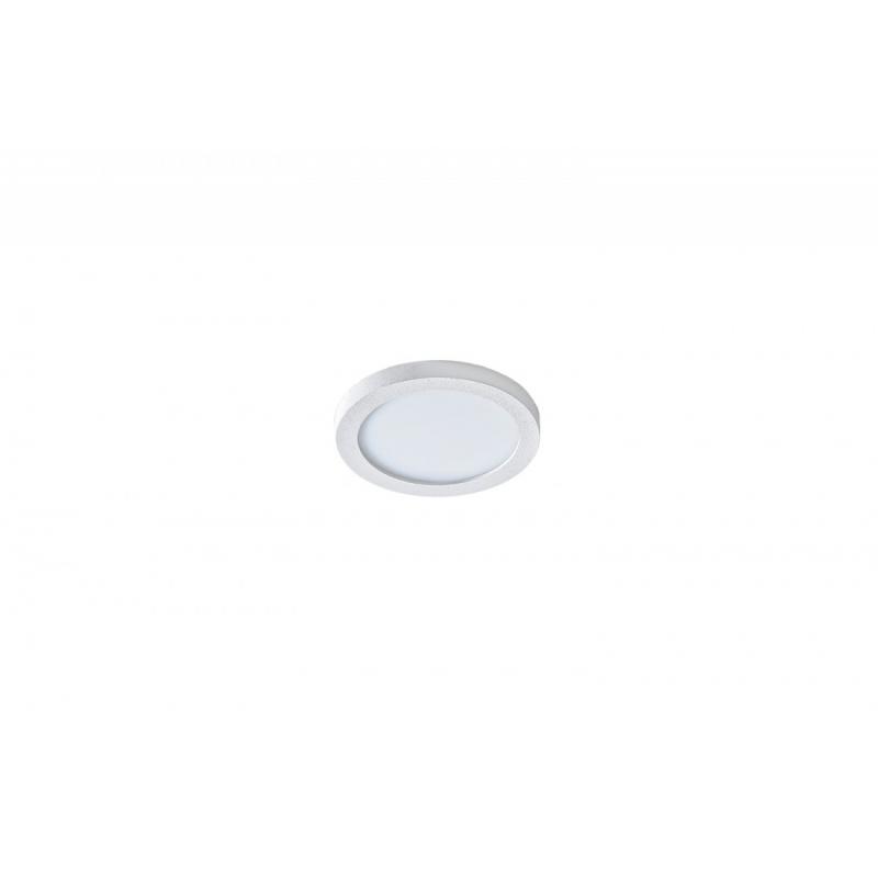 SLIM 9 ROUND 3000K WHITE IP44 AZ2831 LAMPA SUFITOWA PLAFON LED AZZARDO