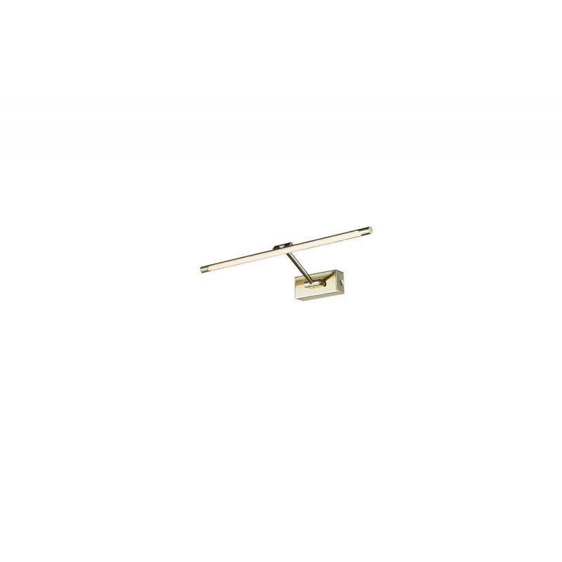 DAVINCI 48 GOLD KINKIET LED NAD LUSTRO AZZARDO AZ2650
