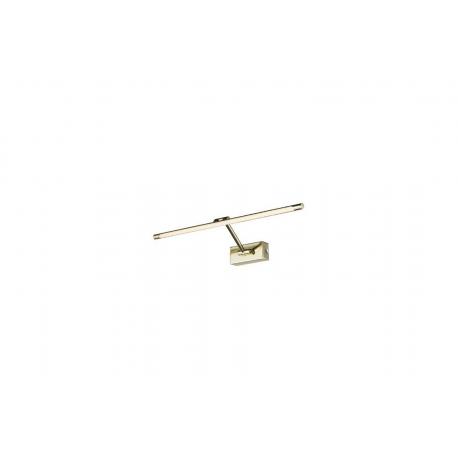 DAVINCI 58 GOLD KINKIET LED NAD LUSTRO AZZARDO AZ2654