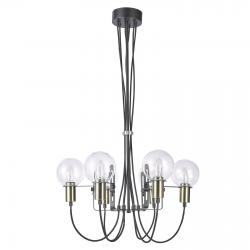 GIANNI LAMPA WISZĄCA, ŻYRANDOL MD16096-6B ITALUX