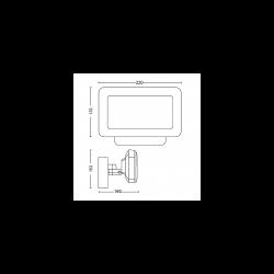 WELCOME 15W 2700K 17436/30/P7 LAMPA ZEWNĘTRZNA PHILIPS HUE