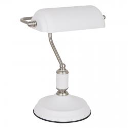 PABLO LAMPA BIURKOWA  MT-HN2088 WH+S.NICK  ITALUX