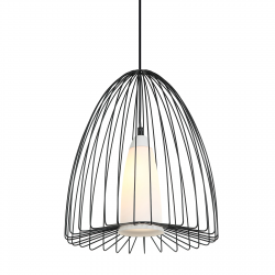 LEXI LAMPA WISZĄCA MDM-4017/1 BK ITALUX