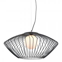 ZENO LAMPA WISZĄCA MDM-3844-1 BK ITALUX