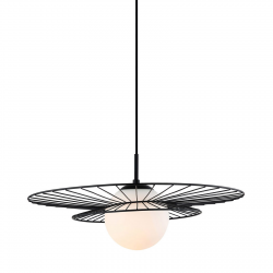 ALISON LAMPA WISZĄCA MDM-4001/1 BK ITALUX