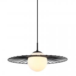 SALLY LAMPA WISZĄCA MDM-4003/1 BK ITALUX