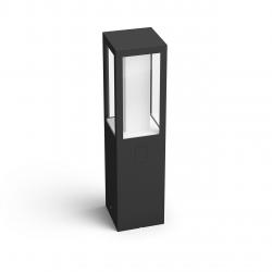 IMPRESS 17431/30/P7 LAMPA ZEWNĘTRZNA STOJĄCA PHILIPS HUE   -- steruj z aplikacji Hue  za pomocą mostka