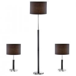 BARNETT KOMPLET 3 LAMP 97031-3BL KOMPLET ITALUX