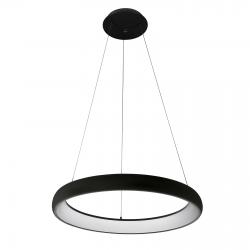 LAMPA WISZĄCA ALESSIA 5280-850RP-BK-3 ITALUX