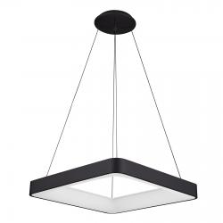 LAMPA WISZĄCA GIACINTO 5304-850SQP-BK-3 ITALUX