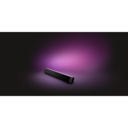PLAY LAMPA BIURKOWA ZESTAW 2 SZTUK RGB CZARNA +ZASILACZ 78202/30/P7 PHILIPS HUE