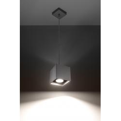 LAMPA WISZĄCA NOWOCZESNA SOLLUX QUAD 1 SL.0061