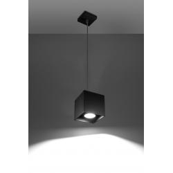 LAMPA WISZĄCA NOWOCZESNA SOLLUX QUAD 1 SL.0060