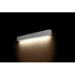 STRAIGHT LED WALL M 9614 SI KINKIET NOWODVORSKI