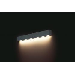 STRAIGHT LED WALL M 9617 GR KINKIET NOWODVORSKI