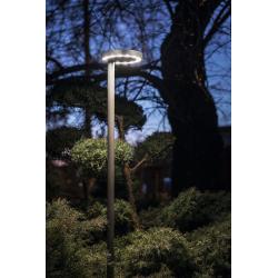 POLE LED 9185 GR LAMPA ZEWNĘTRZNA NOWODVORSKI
