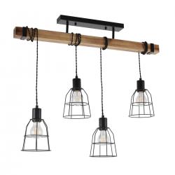 PONTE  PND-4290-4-L  LAMPA WISZĄCA  ITALUX