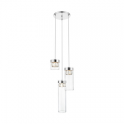 GEM P0389-03D-F4AC LAMPA WISZĄCA ZUMA LINE