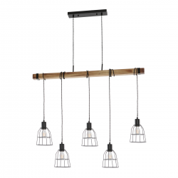 PONTE  PND-4290-5-L  LAMPA WISZĄCA  ITALUX