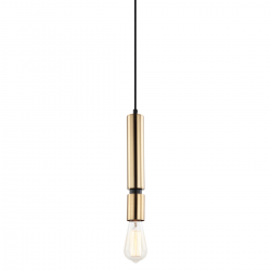 TORLA  PEN-5041-1-BKBR  LAMPA WISZĄCA  ITALUX
