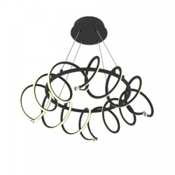 SCROLL L171122B LAMPA WISZĄCA ZUMA LINE