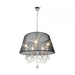 CLAMART P15091-5 LAMPA WISZĄCA ZUMA LIN