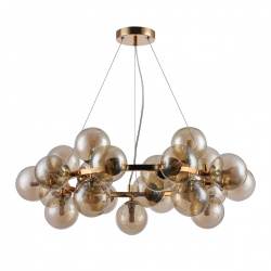 CABELLA  PND-5252-25-GD-CGN  LAMPA WISZĄCA  ITALUX