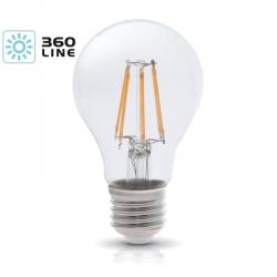 Żarówka LED E27 FGS 7W barwa 3000K 360 Line KOBI