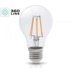 Żarówka LED E27 FGS 7W barwa 4000K 360 Line KOBI
