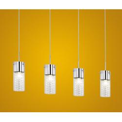 DIAMOND - LAMPA WISZĄCA EGLO - 90696