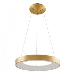LAMPA WISZĄCA GIULIA  5304-840RP-GD-3  ITALUX