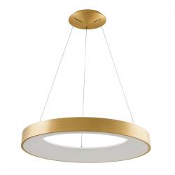 LAMPA WISZĄCA GIULIA  5304-880RP-GD-3  ITALUX