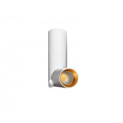 SANTOS AZ2417 LAMPA NATYNKOWA LED  BIAŁA AZZARDO