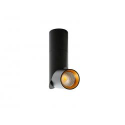 SANTOS AZ2416 LAMPA NATYNKOWA LED  CZARNA AZZARDO