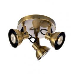 ROCCO 107852 LAMPA SUFITOWA 3L MARKSLOJD