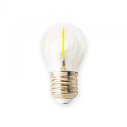 Żarówka LED E27 FMB 1,3W barwa CIEPŁOBIAŁA 360 Line KOBI