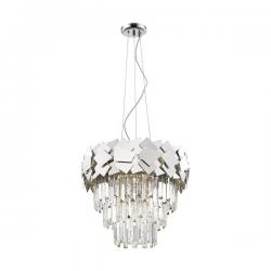 QUASAR LAMPA WISZĄCA P0506-06A-F4AC (srebrny) ZUMA LINE