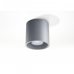 LAMPA NOWOCZESNA SOLLUX PLAFON ORBIS 1 SL.0018