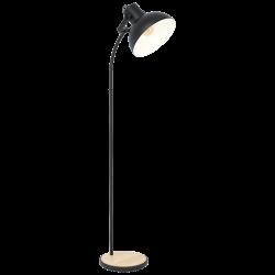EGLO LAMPA PODŁOGOWA LUBENHAM 43166