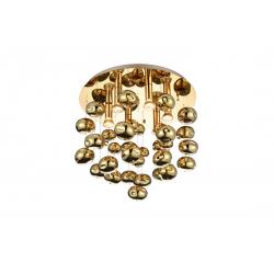 AZ3072 LUVIA GOLD PLAFON NOWOCZESNY AZZARDO