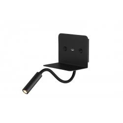 VERA AZ3201 KINKIET LED + USB AZZARDO
