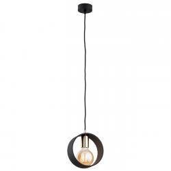 AMADORA 4067 POJEDYŃCZA LAMPA WISZĄCA STALOWA ARGON