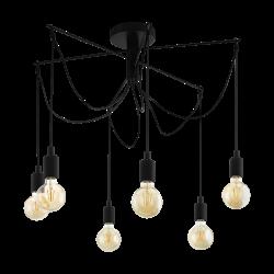 MUSARA 98679 LAMPA SUFITOWA WISZĄCA EGLO