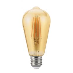 LC150 ŻARÓWKA VINTAGE LUMAX LED E27, 8W, 2200K, 700LM -...