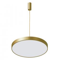 ORBITAL  5361-860RP-GD-3  LAMPA WISZĄCA ITALUX