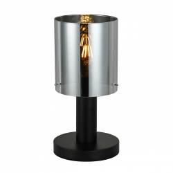 SARDO  TB-5581-1-BK+SG  LAMPA STOŁOWA ITALUX